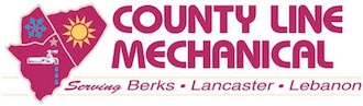 County Line Mechanical LLC Logo
